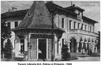 Tecuci - Libraria D.C. Patron-1926