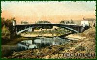 Tecuci - Podul peste raul Barlad