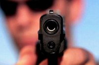 Amenintat cu arma