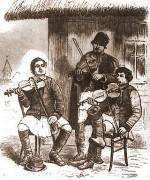 lautari secol XIX