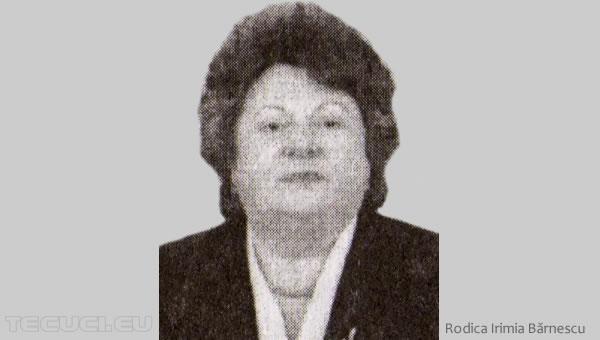 Rodica Irimia Bărnescu