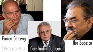 FLORIAN COLCEAG, ILIE BĂDESCU si CONSTANTIN COJOCARU au depus si înregistrat proiectul pentru CONSTITUTIA CETĂTENILOR