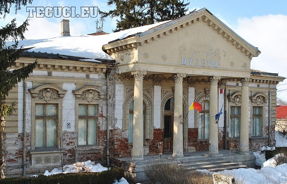 Ministrul Culturii şi Cultelor a vizitat muzeul din Tecuci