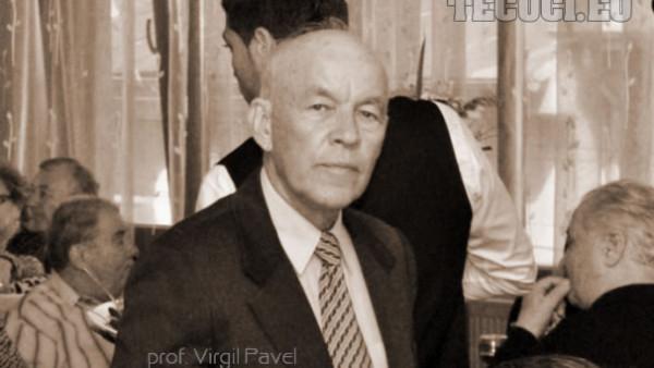 Profesorul Virgil Pavel, 40 de ani la aceeaşi catedră