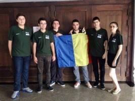 Lotul României la Olimpiada Internațională din Thailanda