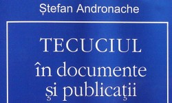 """Tecuciul în documente și publicații. O carte lansată la Biblioteca Municipală """"Ștefan Petică"""""""