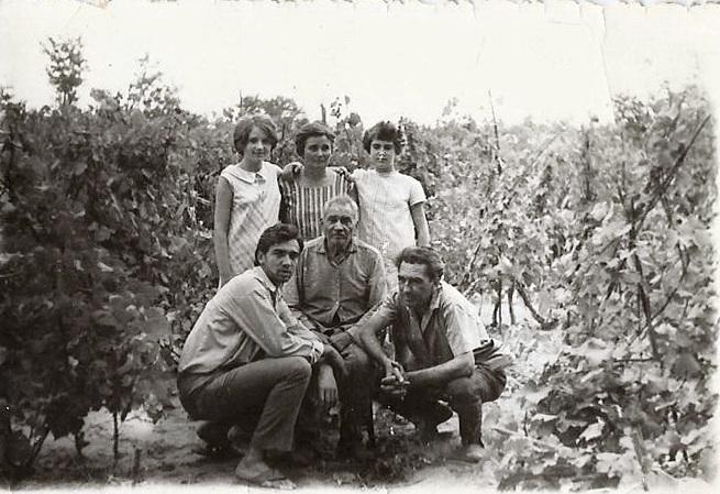 Emil cu familia la Tecuci