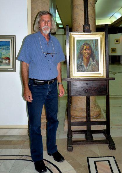 Buturca Stefan - Pictor din Tecuci