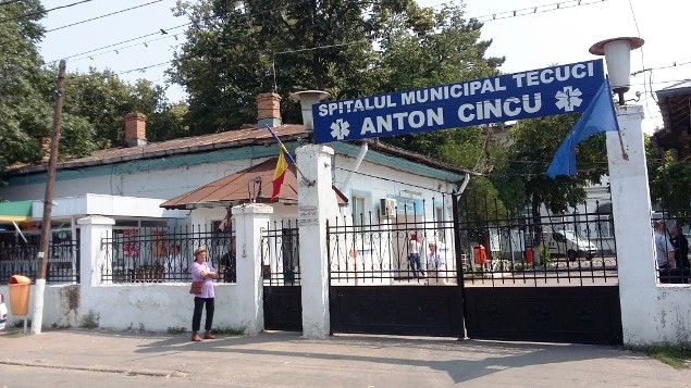 spitalul-municipal-Tecuci