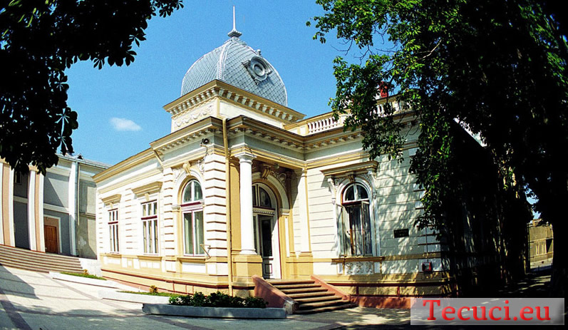 Biblioteca-Municipala-Stefan-Petica-Tecuci