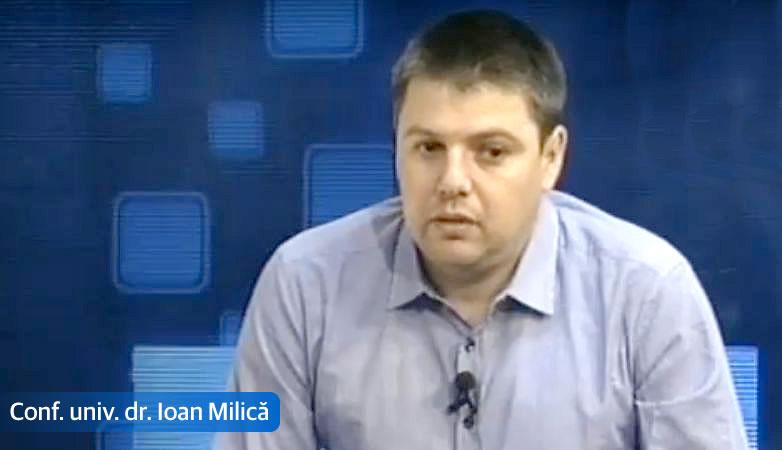 Conf. univ. dr. Ioan Milică