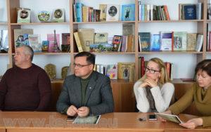 Lansarea volumului Scrisoare despre Tecuciu Cahul 2018 Participanti 1