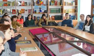 Lansarea volumului Scrisoare despre Tecuciu Cahul 2018 participanti 2