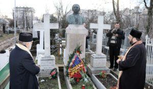 Simpozionul omagial Alexei Mateevicide la Muzeul Naţional de Literatură Chişinău Preotul Joghiu