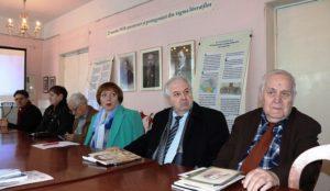 Simpozionul omagial Alexei Mateevicide la Muzeul Naţional de Literatură Chişinău simpozion