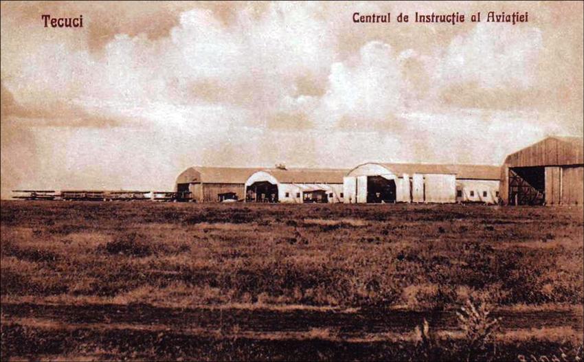 Centrul de Instructie al Aviatiei din Tecuci 2