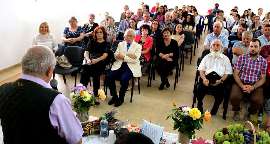 La Umbrăreşti o reuşită activitate de promovare a localităţii  şi a valorilor spirituale autohtone în Anul Centenarului Marii Uniri