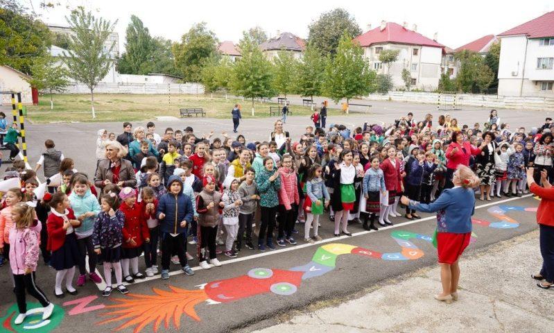 """Proiectul Erasmus+ """"Energy for life"""" sărbătorit la Tecuci"""