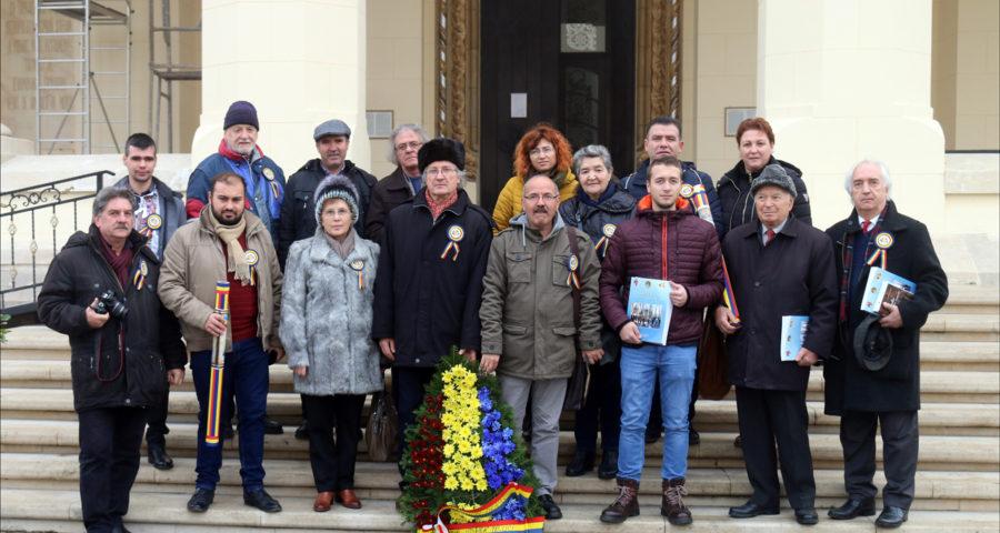Pe urmele eroilor tecuceni până în cetatea Alba Iulia 0