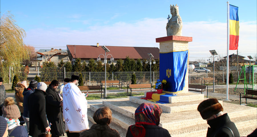 Sărbătorirea Centenarului Marii Uniri în comuna Umbrărești 0