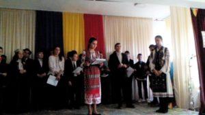 spectacol omagial Scoala Elena Doamna Tecuci 4