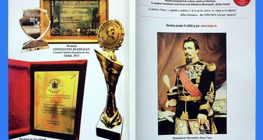 "revista ""Tecuciul literar-artistic"""
