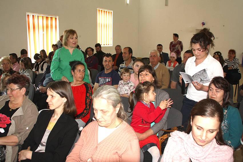 Anul omagial al satului romanesc la Umbraresti 3
