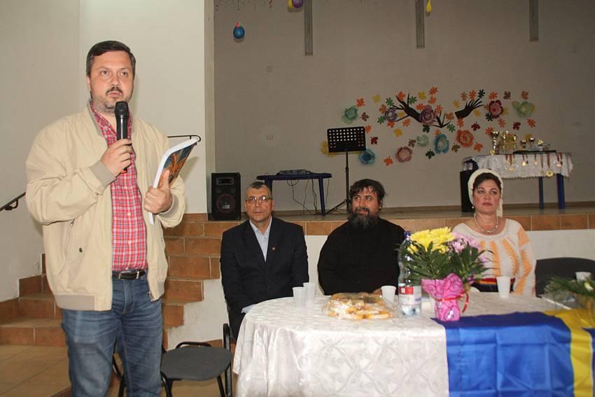 Anul omagial al satului romanesc la Umbraresti 4