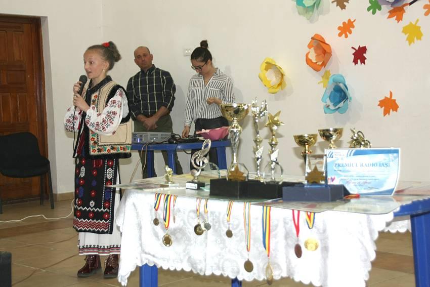 Anul omagial al satului romanesc la Umbraresti 6