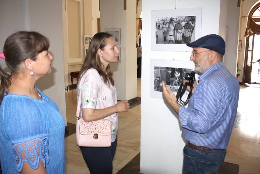 Expoziție de fotografie Giuseppe Sabella Tecuci 2019 - 4
