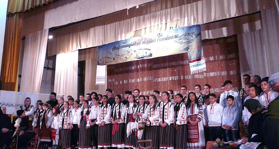 Manifestarea la Tecuci dedicată Anului omagial al satului românesc 0