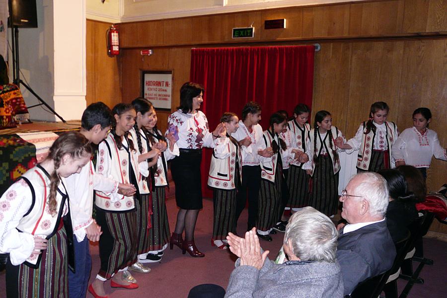 Manifestarea la Tecuci dedicată Anului omagial al satului românesc 9