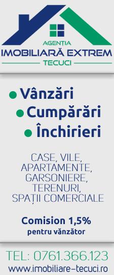 Agentia Imobiliara EXTREM - Tecuci