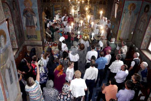 "Bicentenarul Bisericii ""Sf. Nicolae"" din Corod - 1"